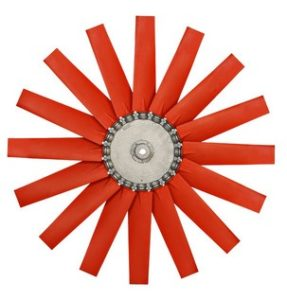 Variable axial impellers