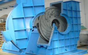 Ventilateurs haute pression