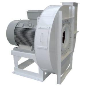 Rechtstreeks gedreven centrifugale ventilatoren