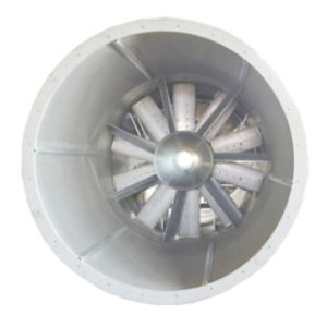 Axial impellers on request