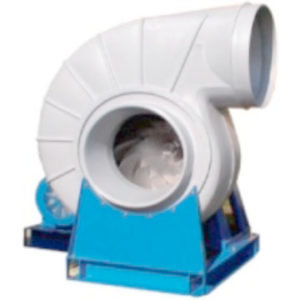 Ventilateurs pour atmosphère corrosive