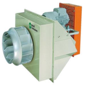 Oven en droogkamers ventilatoren