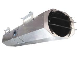 Car park ventilation